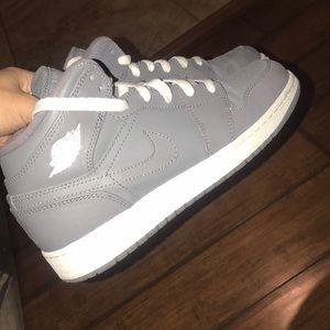 Nike air hightops